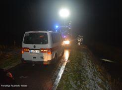 2 Verkehrsunfälle, 17.01.2018
