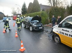 Verkehrsunfall, 17.01.2018