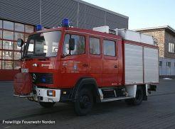 Löschgruppenfahrzeug 8 - Öl