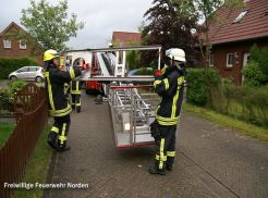 Unterstützung Rettungsdienst, 10.06.2012